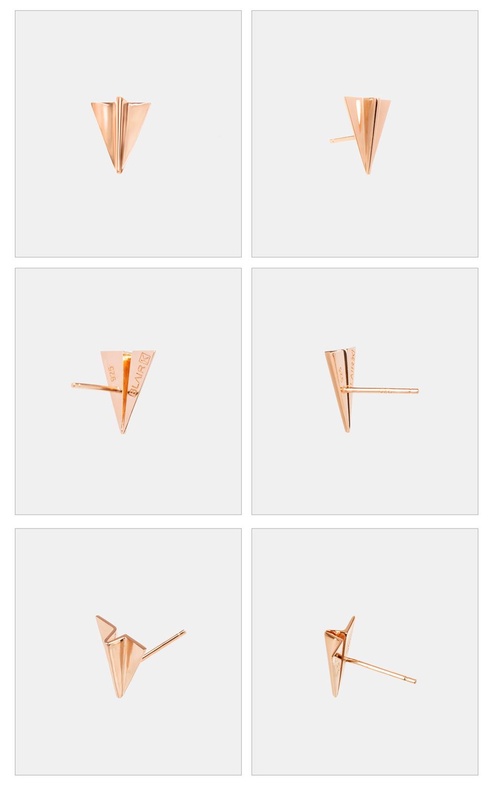 로즈골드귀걸이 큐빅귀걸이 비행기귀걸이 볼드귀걸이 모던귀걸이 심플귀걸이 오피스룩 데이트룩 데일리귀걸이 한복귀걸이